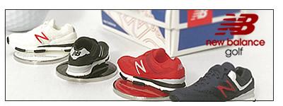 new balance golf[ニューバランスゴルフ]シューズフィギュアマーカー